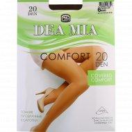 Колготки женские «Dea mia» comfort, 20 den, мокко.