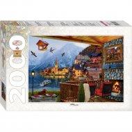 Пазл «Step Puzzle» Art collection. Гальштат, 84043, 2000 элементов