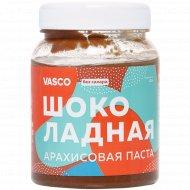 Паста арахисовая «Vasko» шоколадная, 320 г.