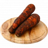 Морковь свежая, 1 кг., фасовка 0.8-0.96 кг