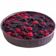Торт «Венский пирог «Голубика+ежевика+малина» 600 г.