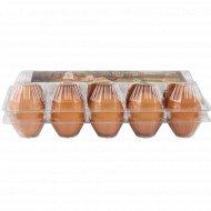 Яйца куриные «Солигорская птицефабрика» Родом из деревни, С2, 10 шт