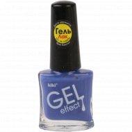 Лак для ногтей «Kiki» Gel Effect тон 003, 6 мл.
