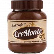 Паста ореховая «CreMonte» 400 г