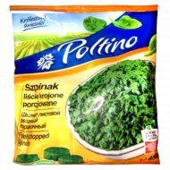 Шпинат «Poltino» листовой, замороженный, 450 г.