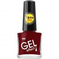 Лак для ногтей «Kiki» Gel Effect 012, 6 мл.