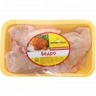 Бедро цыплёнка-бройлера «Витконпродукт» замороженное, 1 кг., фасовка 0.6-0.8 кг