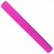 Бумага гофрированная «GOF-180» пепельно-розовый.