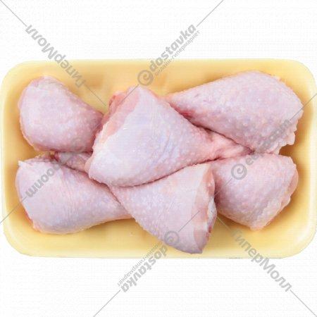 Голень цыплёнка-бройлера «Славянский велес» замороженная, 1 кг., фасовка 0.6-0.9 кг