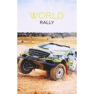 Блокнот «Авто. World rally» 48 листов на склейке.