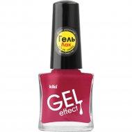 Лак для ногтей «Kiki» Gel Effect 023, 6 мл.