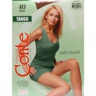 Колготки женские «Conte» Tango 40 bronz.