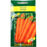 Морковь «Тито» 2 г.