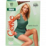 Колготки женские «Conte» Tango, bronz, 40 den.
