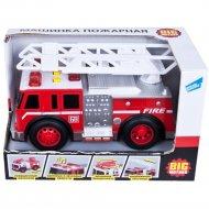 Игрушка «Big Motors» Машинка пожарная, 2018-1AB