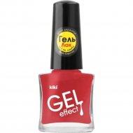 Лак для ногтей «Kiki» Gel Effect 026, 6 мл.