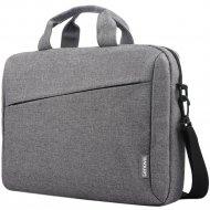 Сумка для ноутбука «Lenovo» Toploader T210 GX40Q17231 серый.
