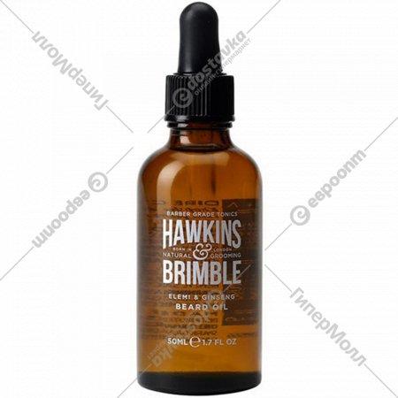 Масло для бороды «Hawkins&Brimble» Beard Oil, 50 мл