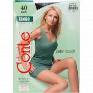 Колготки женские «Conte» Tango, nero, 40 den.
