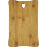 Доска разделочная из бамбука.