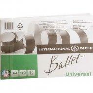 Бумага «Ballet Univ. Colorlok» А4, 100 л.