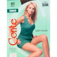 Колготки женские «Tango» 40 den, размер 2, Mocca.
