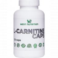 L-карнитин «West nutrition» 120 капсул.