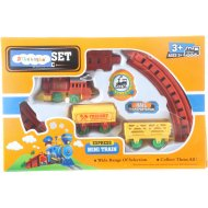 Игровой набор «Железная дорога».