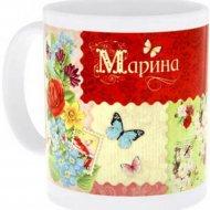 Чашка «Belbohemia» Марина 300 мл, 10831642