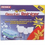 Таблетки 2in1 «Reinex» для посудомоечных машин , 40 шт.