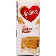 Печенье «Любятово» сахарное, топленое молоко, 356 г