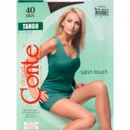 Колготки женские «Tango» 40 den, размер 5, mocca.