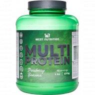 Протеин «Мультипротеин» клубника-банан , 2.27 кг.