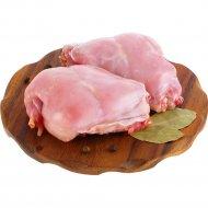 Ноги кролика, охлаждённые, 1 кг., фасовка 0.571-0.9 кг