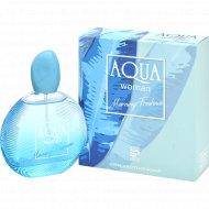 Туалетная вода «Aqua women morning freshness» женская 100мл.