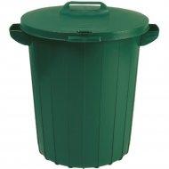 Контейнер «Curver» пластиковый для мусора 90л, зеленый 173554