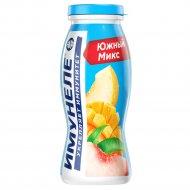 Напиток кисломолочный «Имунеле» Южный микс, персик-манго-дыня, 100 г.
