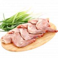 Лопатка кролика, охлаждённая, 1 кг., фасовка 0.3-0.6 кг