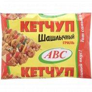 Кетчуп томатный «ABC» шашлычный, 160 г