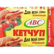 Кетчуп томатный «ABC» для всей семьи, 160 г