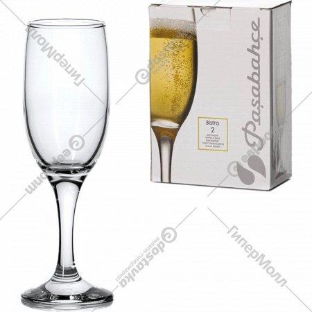 Набор бокалов «Бистро» 190 мл., 2 шт.