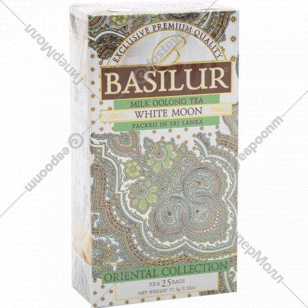 Чай зеленый «Basilur» белая луна, 1.5 г х 25 шт.