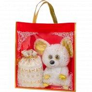 Новогодний подарок «Золотой мышонок» 1 кг.