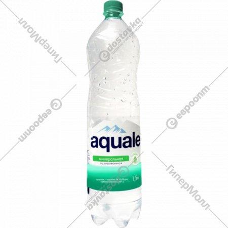 Вода минеральная «Aquale» березинская, 1.5 л.