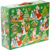 Новогодний подарок «Праздник» портфель, 1.8 кг.
