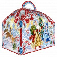 Новогодний подарок «Сундук праздничный» 700 г.