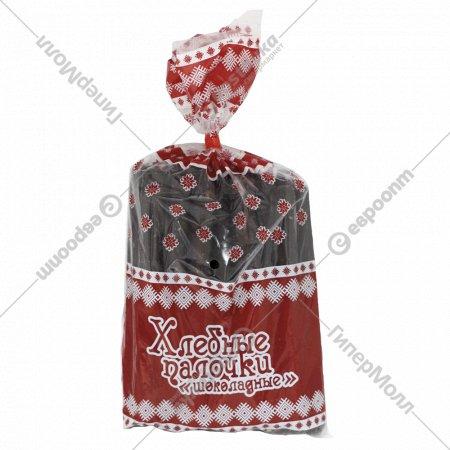 Хлебные палочки «Златогор» шоколадные 200 г.