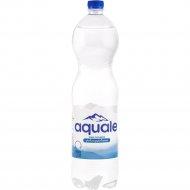 Вода питьевая «Aquale» среднегазированная, 1.5 л