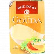 Сыр «Gouda» полутвердый, 48%, 150 г.