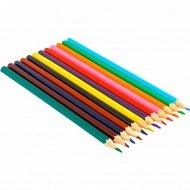 Карандаши цветные «ArtSpace» 12 цветов.